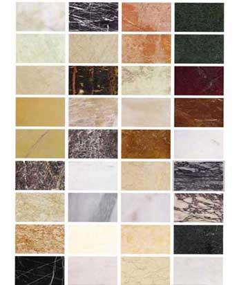 mermerit-renkleri